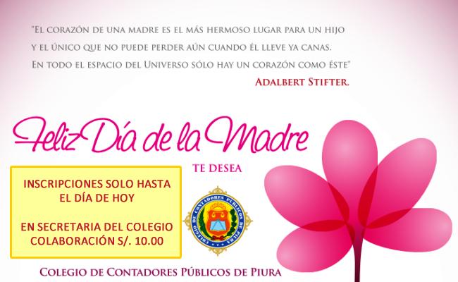 Invitacion DÍa De Las Madres RegiÓn: INVITACION POR EL DIA DE LA MADRE